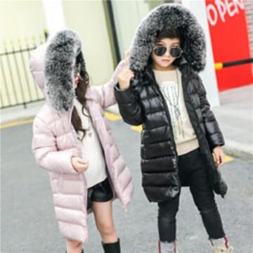 加工定制各種童裝羽絨服兒童棉服寶寶外穿棉襖馬甲冬裝