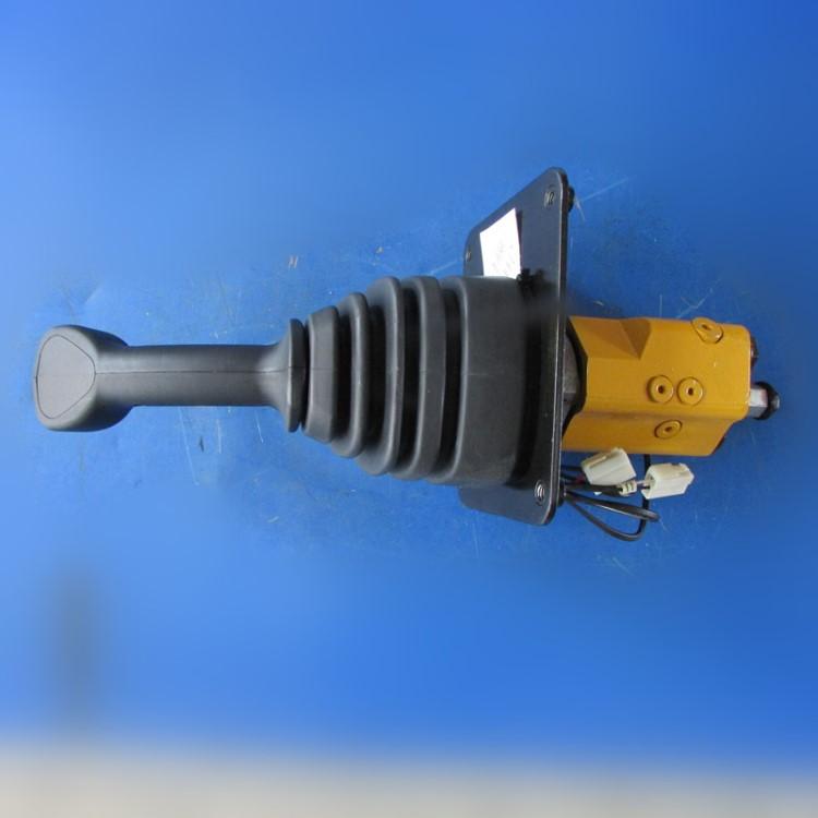 厦工装载机配件_供应徐工ZL50GN装载机配件803090251--CRV-02单手柄先导阀